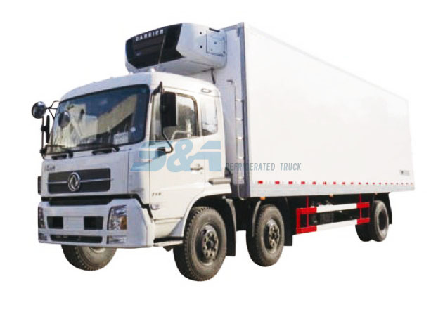DongFeng TL 45.7 m3 Cold Chain Transport Truck