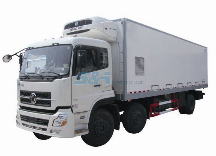 Poultry baby thermal insulation truck